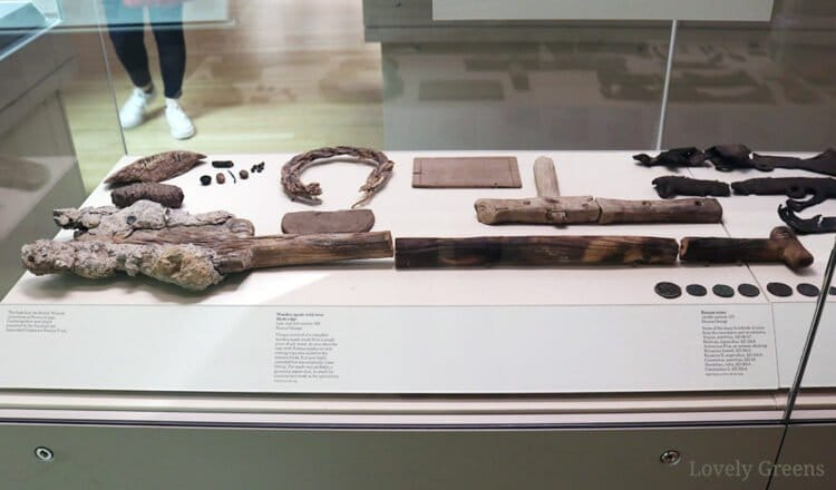 Relics of Ancient Gardening and Roman Cooking at the British Museum
