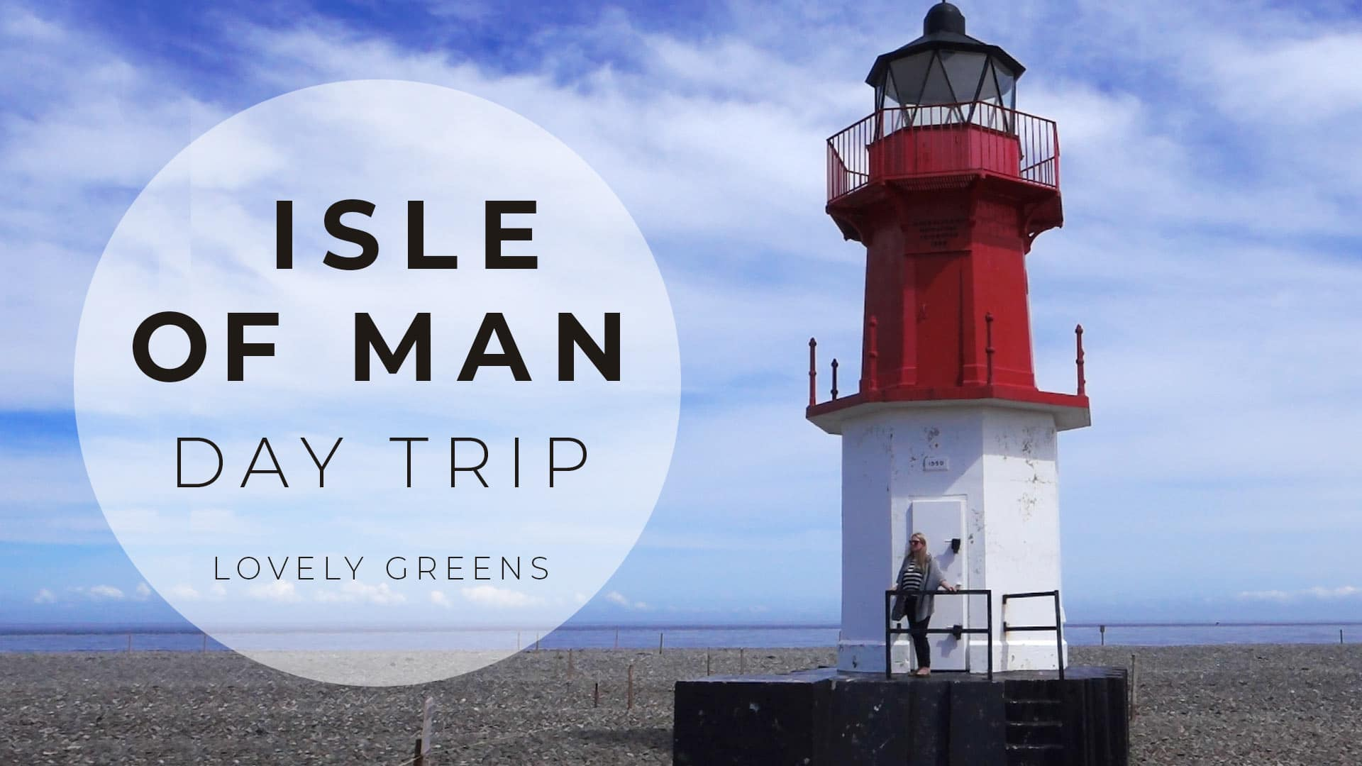 Day Trip around the Isle of Man — Beaches, Ancient sites, and a Viking Castle