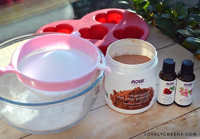 DIY Gift Idea: Make Rose & Geranium Aromatherapy Gift Sets for under $8