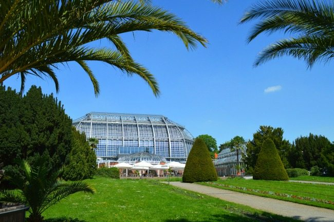 The Botanical Garden in Berlin