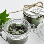 How to make Clean Green Spirulina Body Scrub