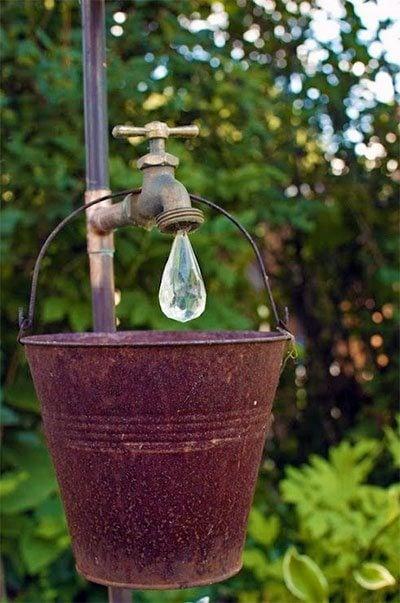 20+ Ideas & Projects for a Rainy Garden
