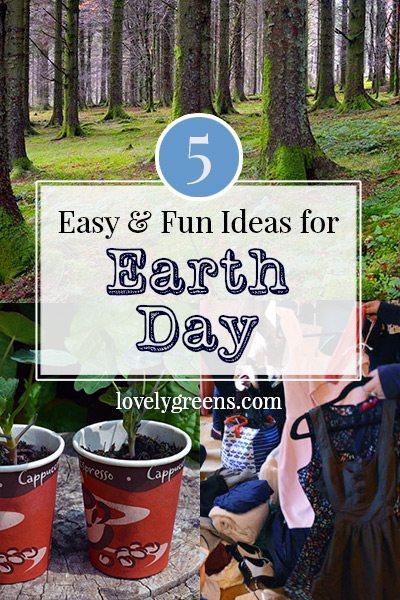 5 Easy & Fun Ideas for Earth Day