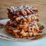 Calendula & Honey Funnel Cake