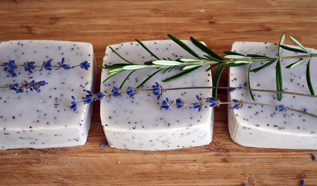 Gardener's Hand Soap Recipe