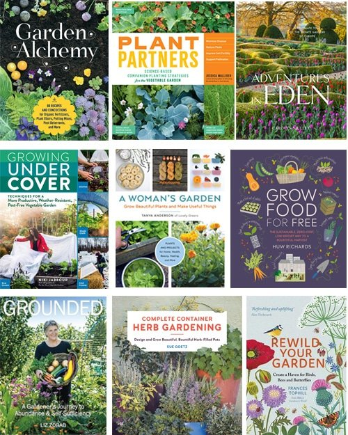 Some of the best gifts for gardeners for 2020 including the latest gardening books, stocking fillers, useful gardening gifts, and extravagant gestures. Also, a list of some of the things that gardeners might not appreciate #gardeningtips #gardengifts