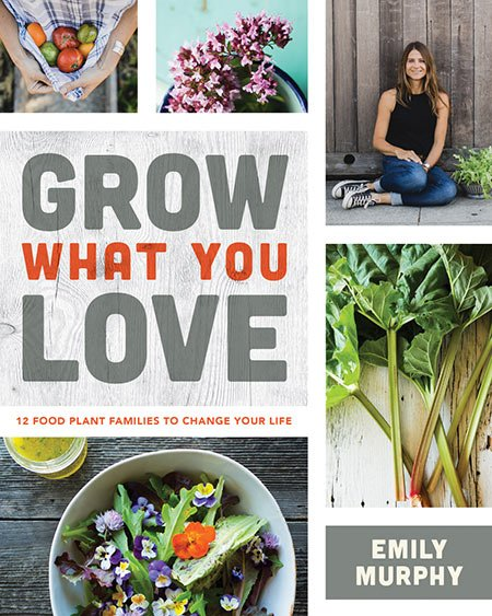 Grow What You Love -- 12 Food plant families to change your life