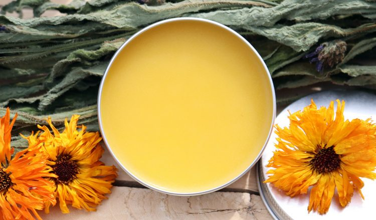 Gardeners Healing Salve Recipe + DIY Instructions