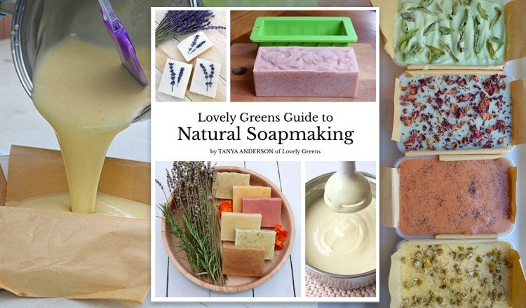 Lovely Greens Guide to Natural Soapmaking