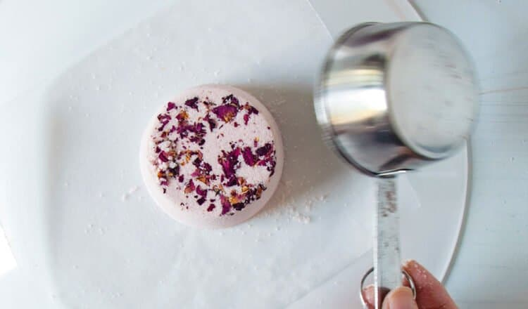 How to make Bath Bombs with Natural Ingredients