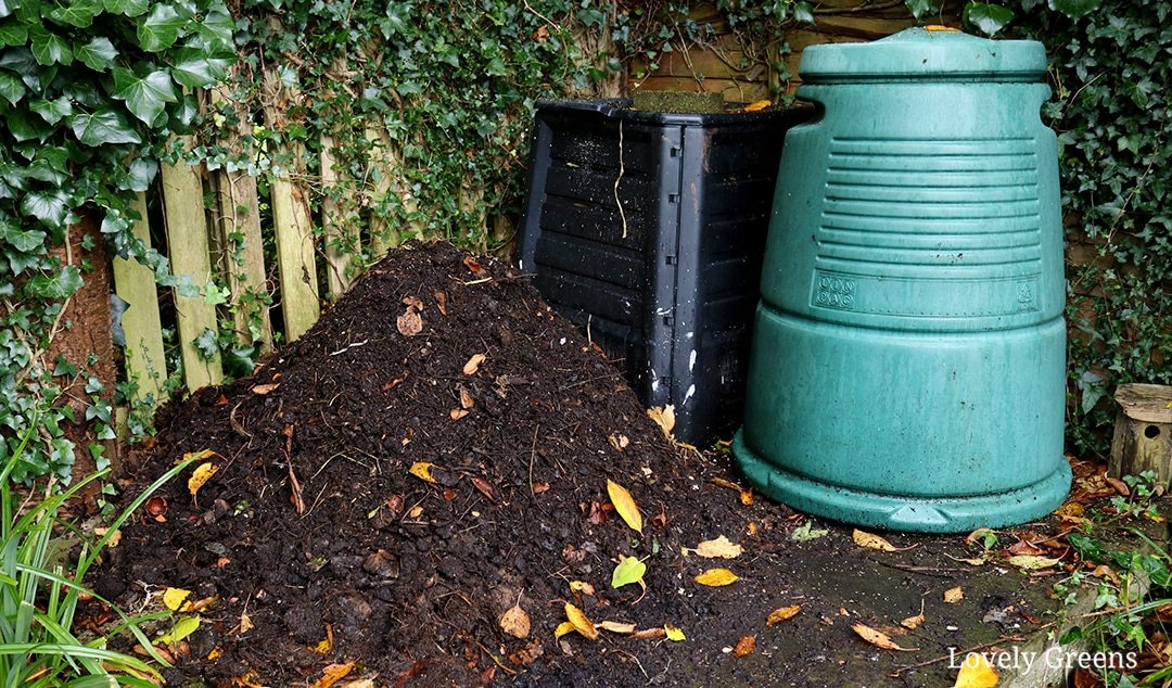 The Easiest Way to make Compost