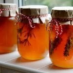 How to infuse honey with herbs, spices, & edible flowers