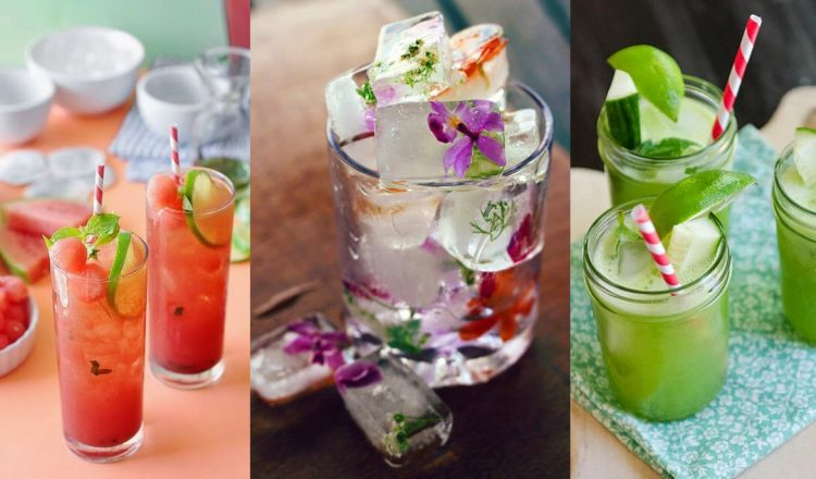 15 Summery Herbal Mocktail Recipes