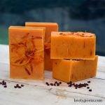 Annatto Seed Soap Recipe