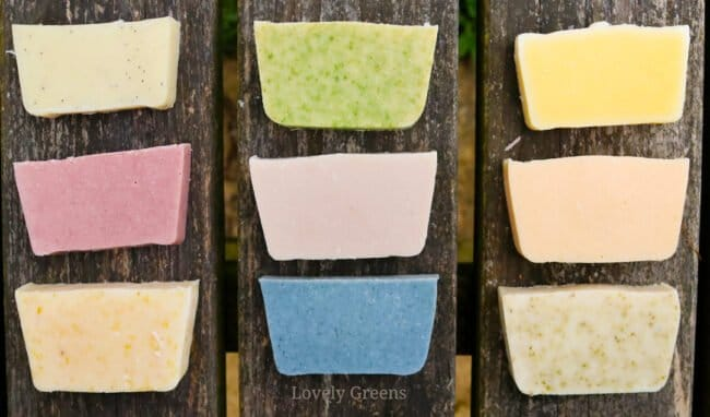 How I started Lovely Greens Handmade and tips to help you take your soap making hobby to the next level. Includes my five main tips for starting a soap making business #soapmaking #sidehustle