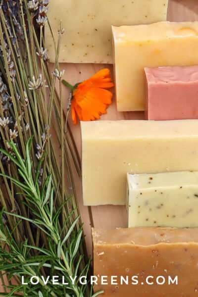 A comprehensive introduction to natural soap additives and the reasons that we add them to natural cold-process soap recipes #soaprecipe #soapmaking #coldprocess