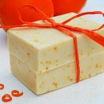 Sweet Orange Soap Recipe +  Instructions