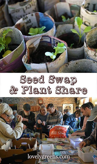 The Isle of Man Seed Swap and Plant Share