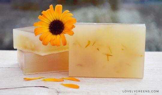 No-Lye Sensitive Soap Recipe