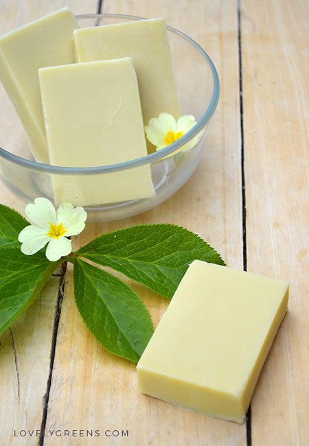 Neem oil soap for eczema