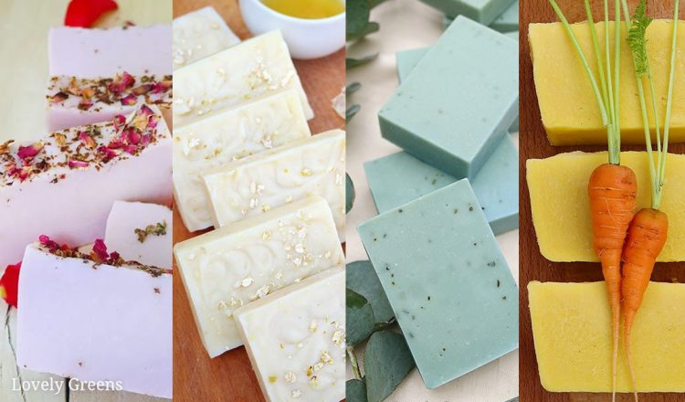 The Best Free Soap Making Recipes you'll find Online