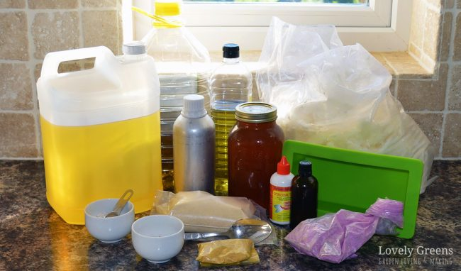 8 Places to buy Natural Soap Supplies • Lovely Greens
