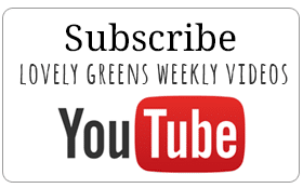 Lovely Greens on YouTube