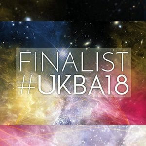 Lovely Greens UK Blog Awards Finalist