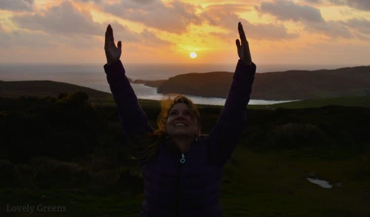Winter Solstice on the Isle of Man