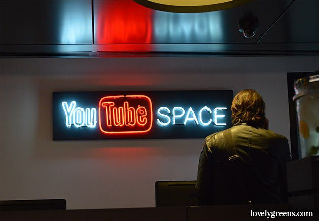 My Week at YouTube as a Next Up Winner